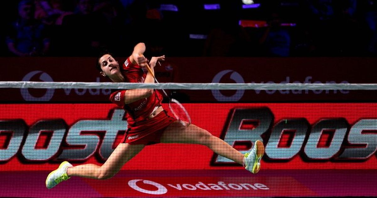 Carolina Marin is striving to get her motivation and fear factor back ahead of 2018 season