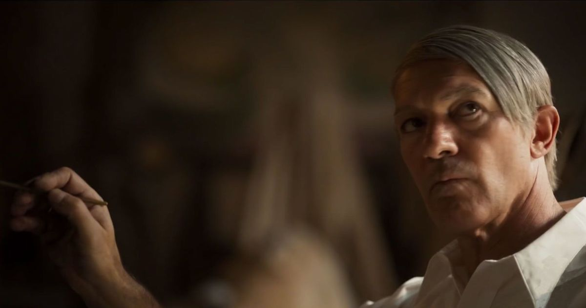 Trailer talk: Antonio Banderas as Pablo Picasso in new season of 'Genius'