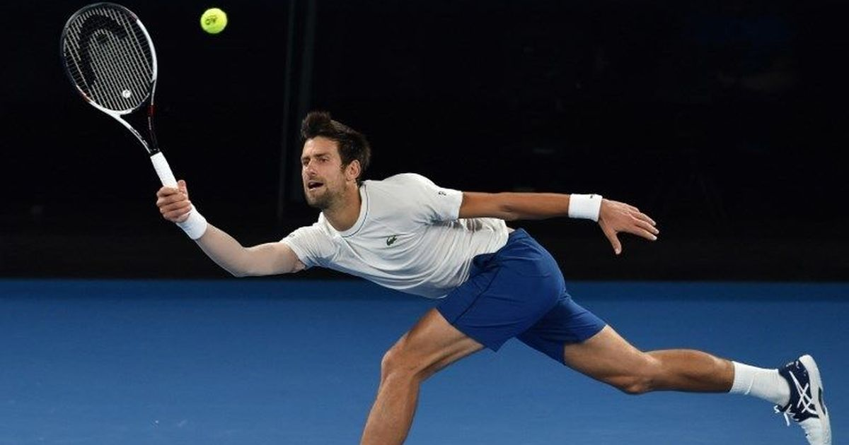 Novak Djokovic admits he has missed the 'fire and passion' ahead of Australian Open return