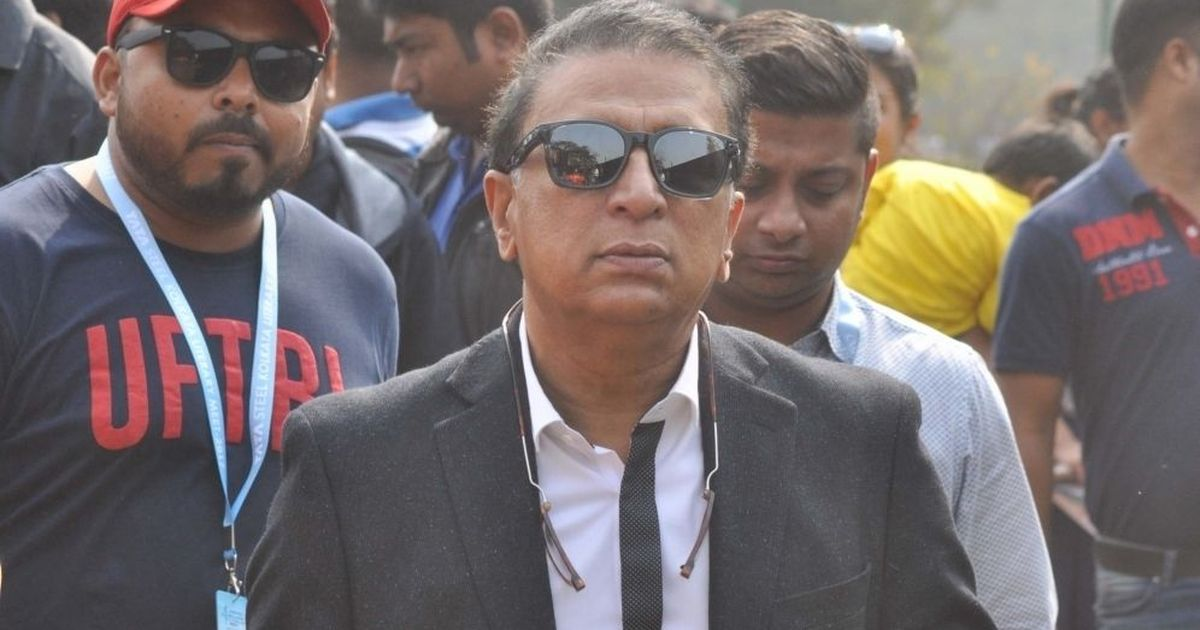 Sunil Gavaskar, Sanjay Manjerekar avoid injuries after mishap in commentary box at Lucknow stadium