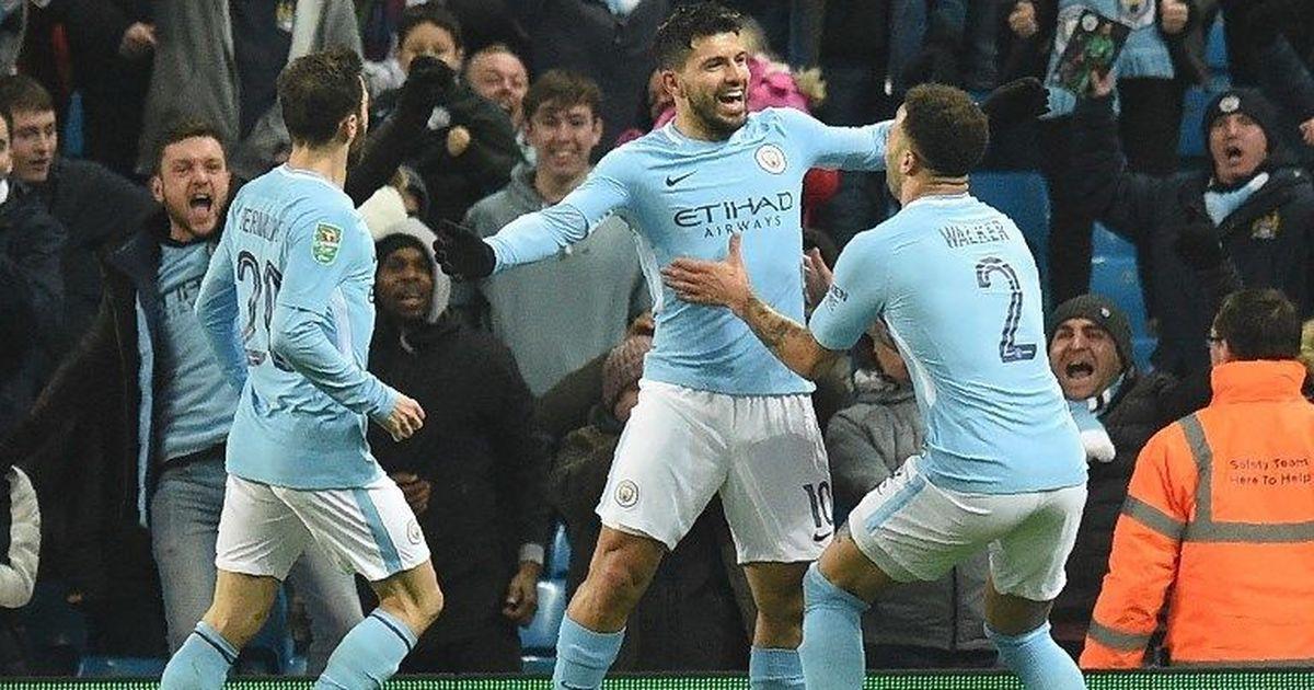 Manchester City's unbeaten run faces big test yet at free-scoring Liverpool
