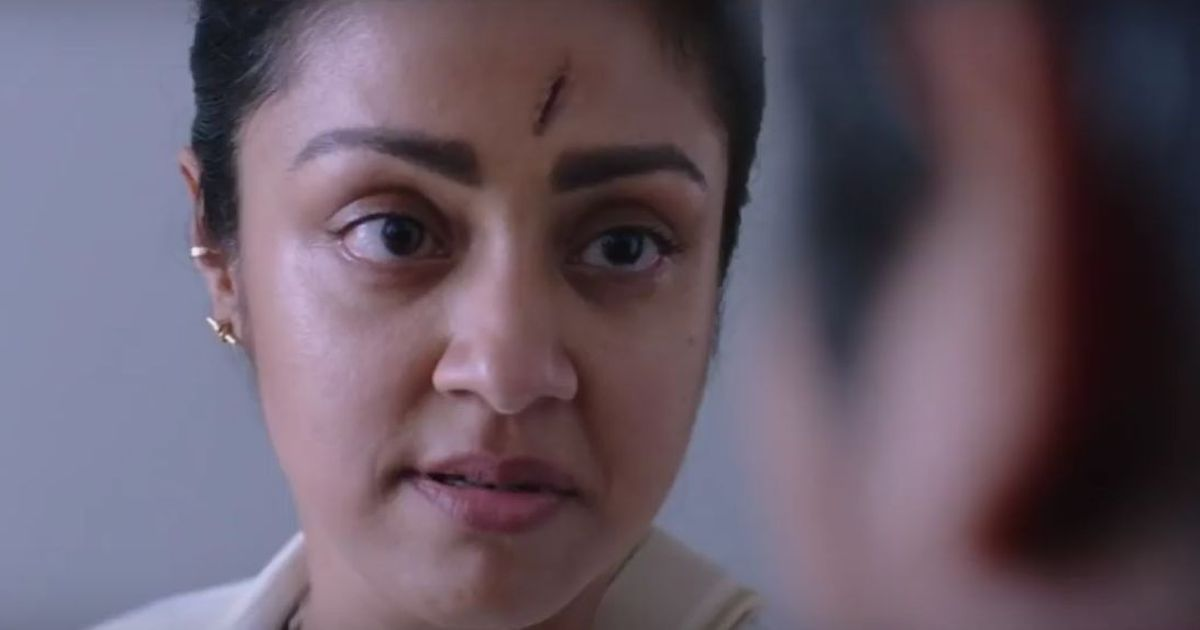Trailer talk: Jyothika is a police officer from hell in Bala's 'Naachiyaar'