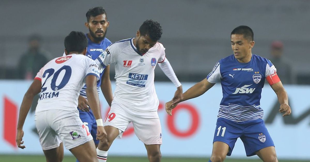 ISL: Delhi Dynamos hand Bengaluru their fourth defeat of the season