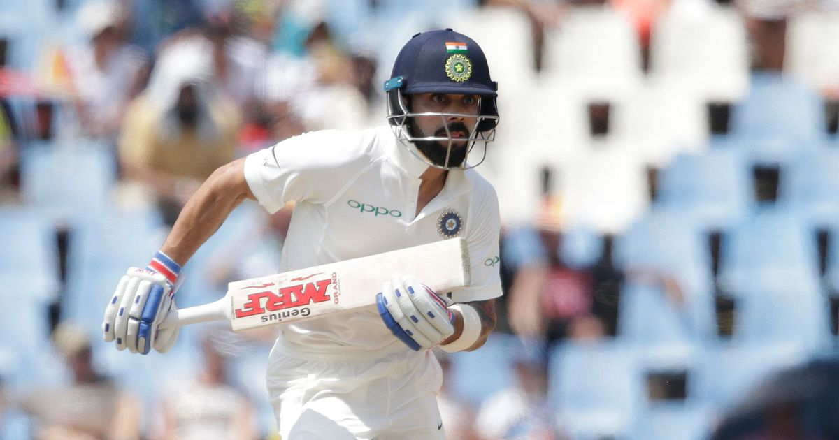 Virat Kohli stands firm as India stay afloat against South Africa at Centurion