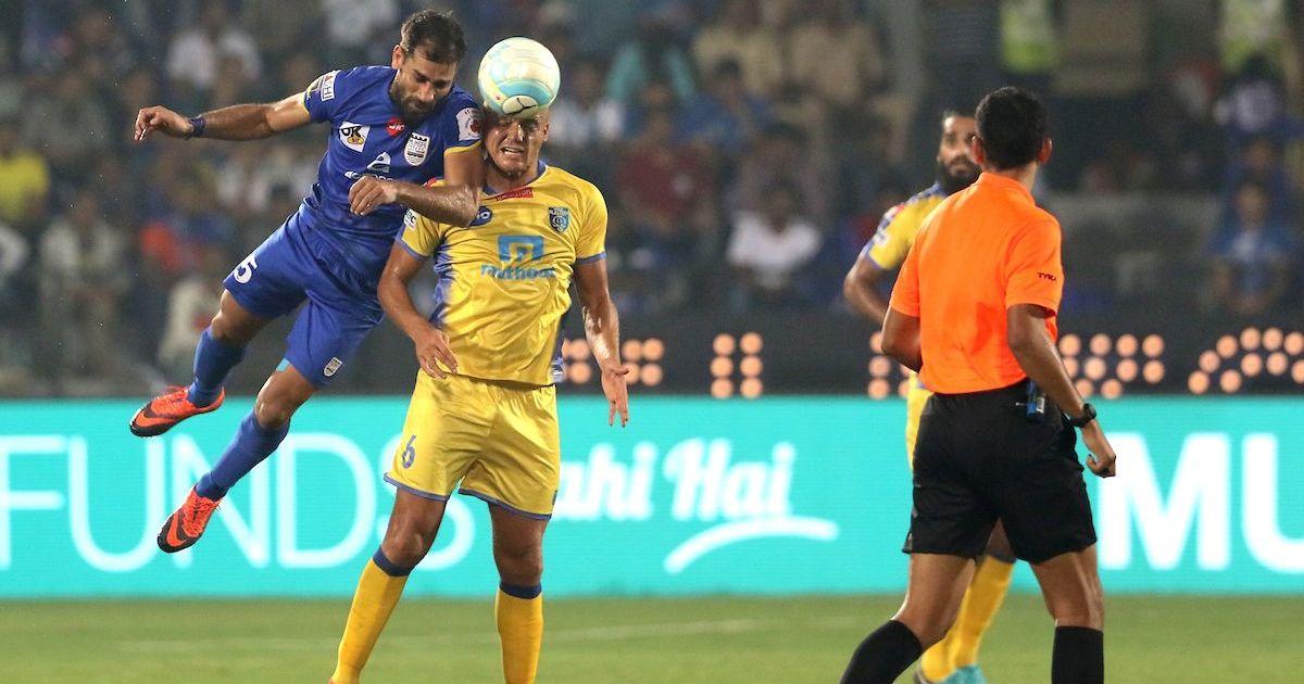 ISL: Iain Hume's strike powers Kerala Blasters to 1-0 win over Mumbai City FC