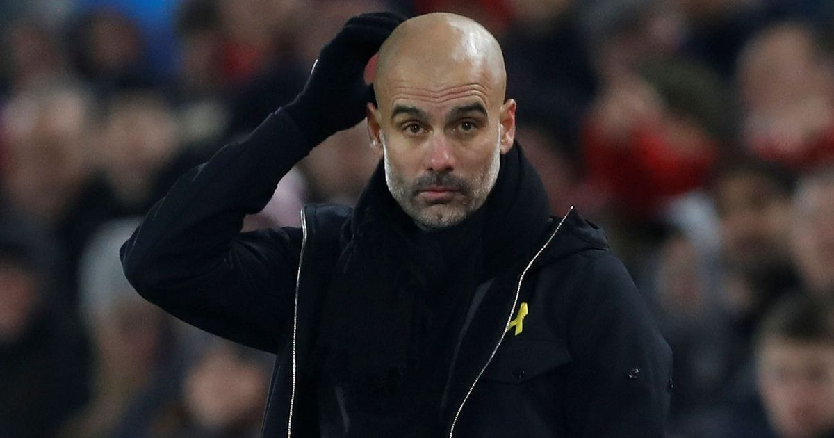 EPL: FA charges Guardiola over Catalonia yellow ribbon symbol