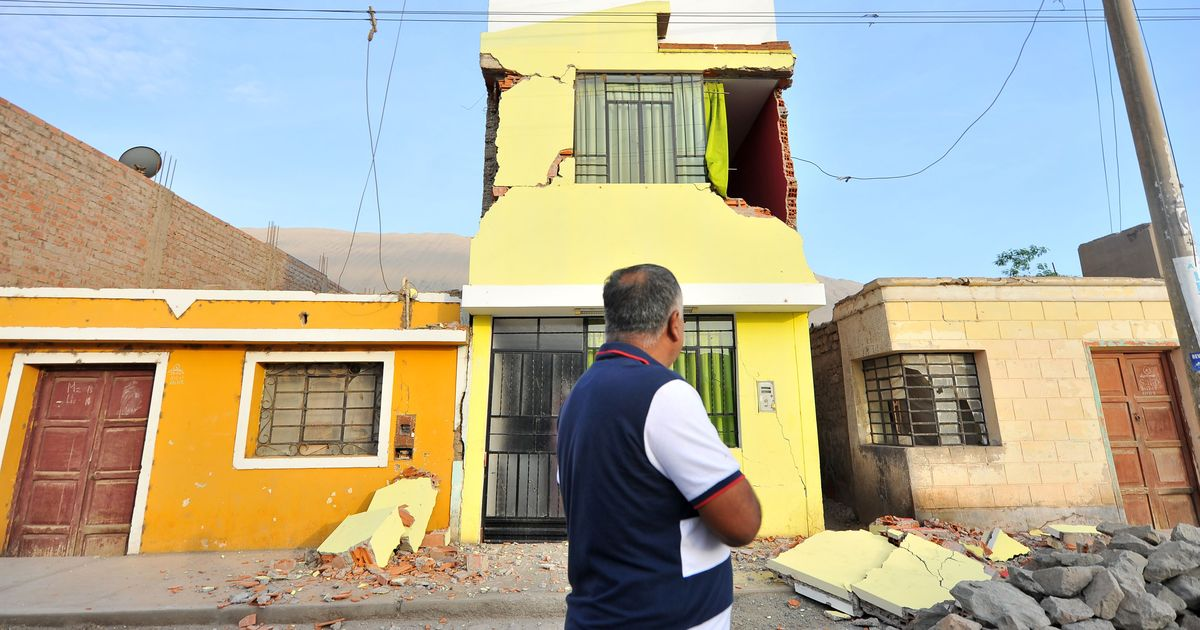 At Least One Dead After 7.1 Magnitude Earthquake off Coast of Peru