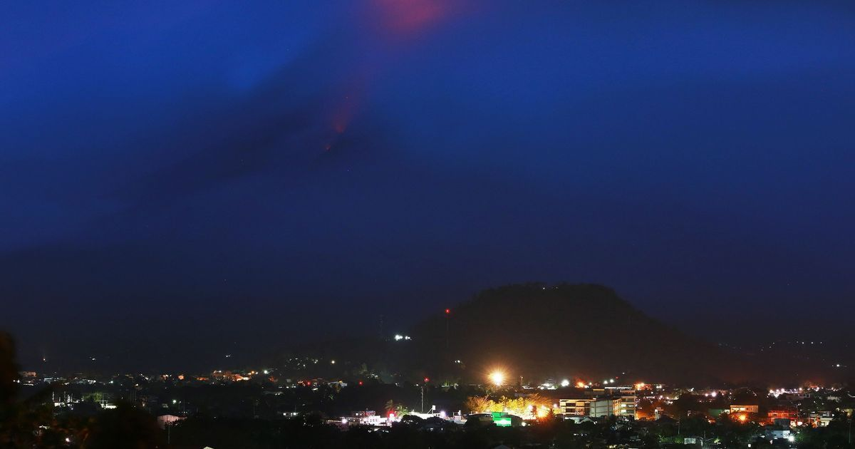 Philippines on Volcano Watch