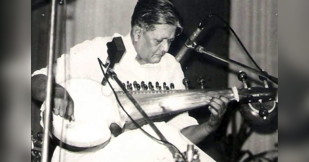Sarod player Buddhadev Dasgupta dies in Kolkata