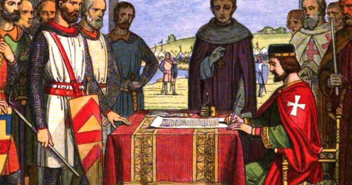 802 साल पहले आज ही तय हुआ था कि कानून सबसे ऊपर रहेगा