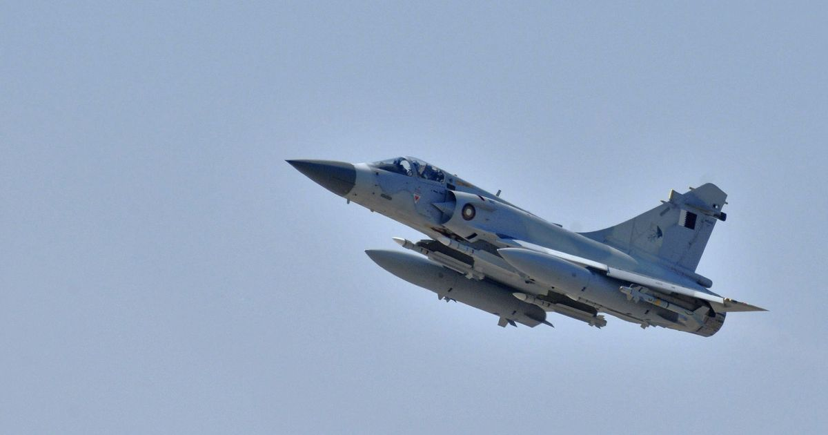 1971 की लड़ाई के बाद पहली बार भारतीय वायु सेना ने सीमा पार कर हमला किया