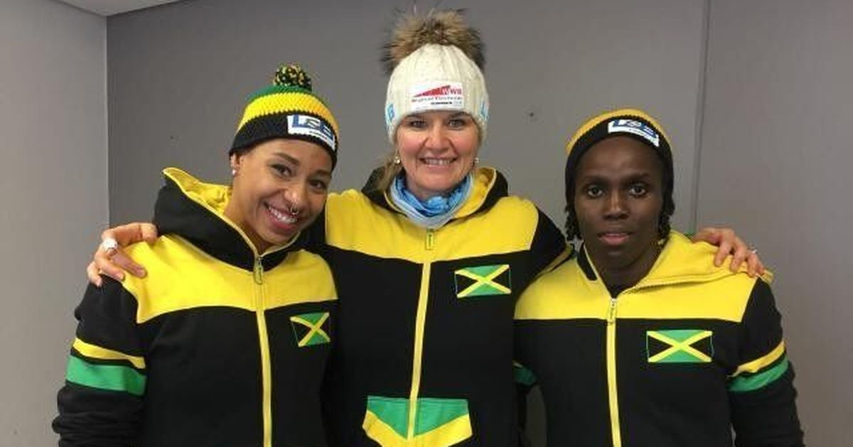 As Jamaican women's bobsled team qualify for Winter ...