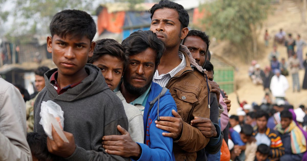 हैदराबाद : फ़र्ज़ी दस्तावेज़ के सहारे भारतीय पहचान हासिल करने वाले दो राेहिंग्या ग़िरफ़्तार