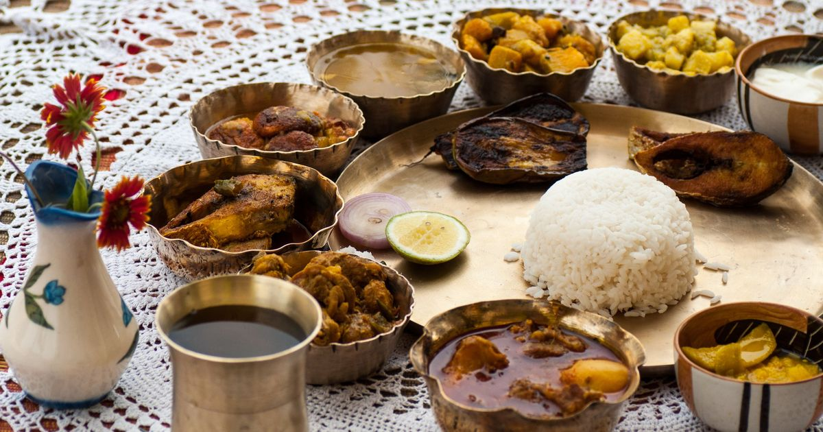 Sarmistha Bera/Wikimedia Commons [Creative Commons Attribution-SA 4.0 International licence] Fascinated by Kolkata and Bengali food, a British journalist wrote an ode to them in a cookbook