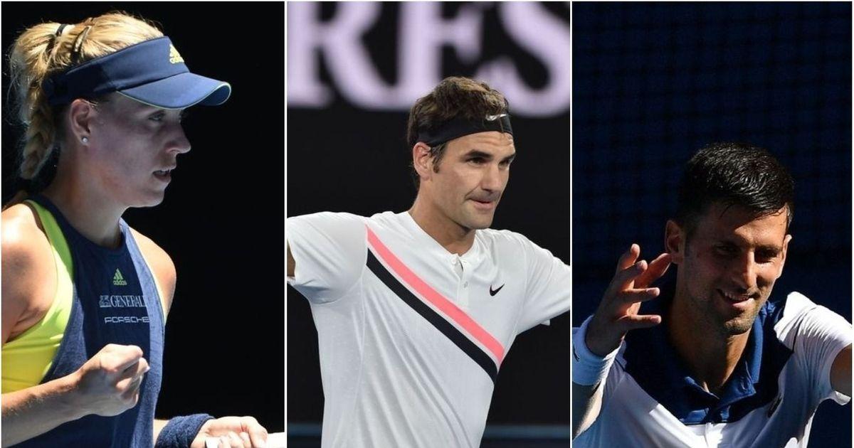Injury concern for Novak Djokovic as he makes fourth round