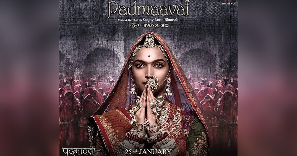 Supreme Court rejects plea challenging CBFC's certificate for 'Padmaavat'