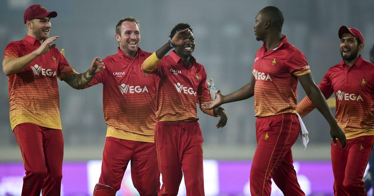 Chatara grabs four as Zimbabwe beat Sri Lanka by 12 runs in Tri-nation tournament