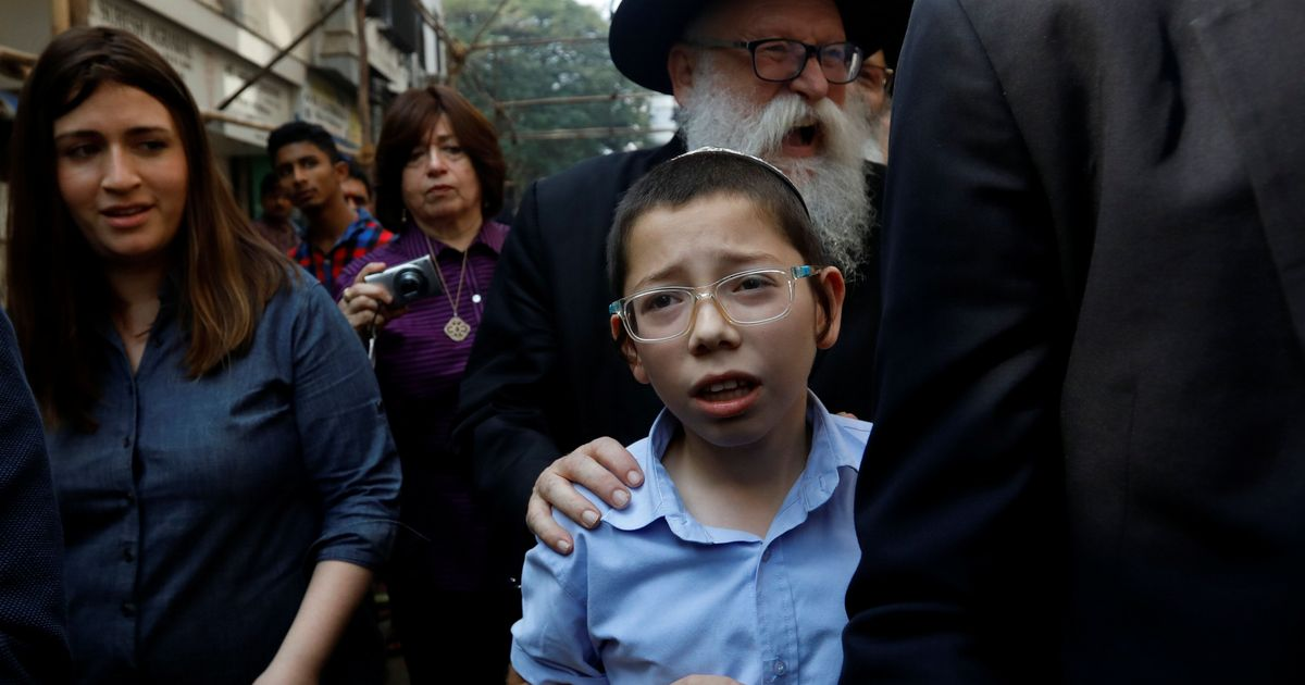Years After 26/11, Moshe Holtzberg Returns To Chabad House In Mumbai