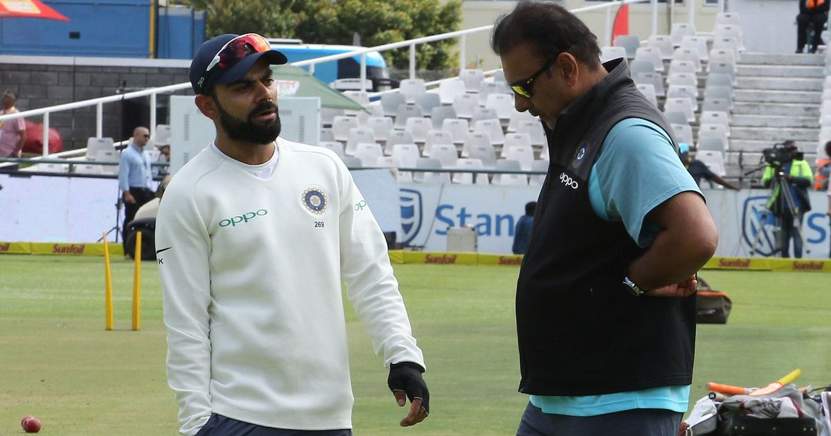 He is not a top dog: Shastri reiterates need for rest after injured Kohli misses county stint