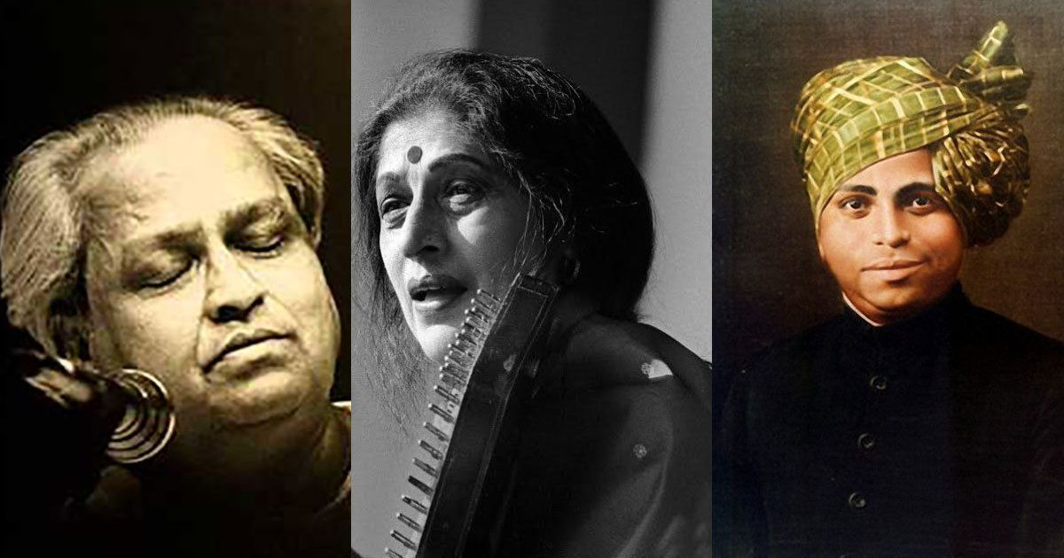 Listen: A classic composition in raag Bilawal – interpreted three ways