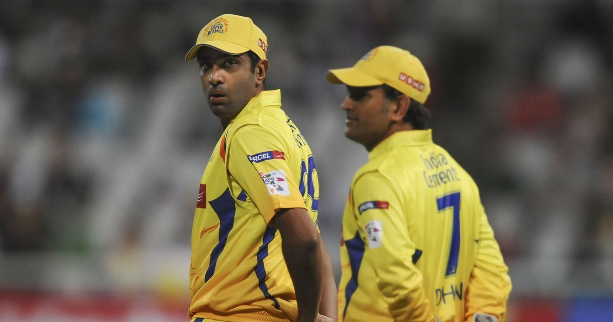 Watch: MS Dhoni has had a massive influence on my career, wanted his attention at CSK, says R Ashwin
