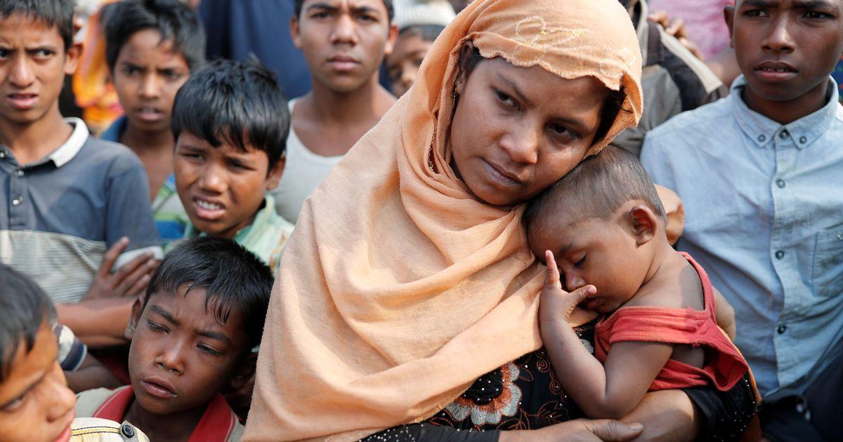 Myanmar urges Bangladesh to extradite 1300 'rebel' Rohingyas
