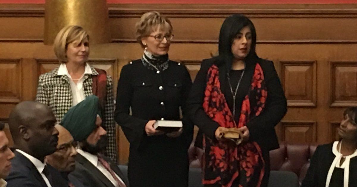 Canada: Indian Origin Woman Who Moved Motion On 1984 Anti Sikh Riots  Inducted