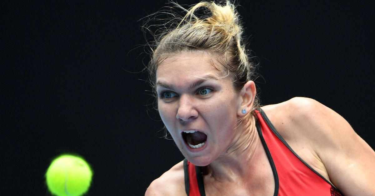 Halep wins on return in Qatar but concerns remain about injury