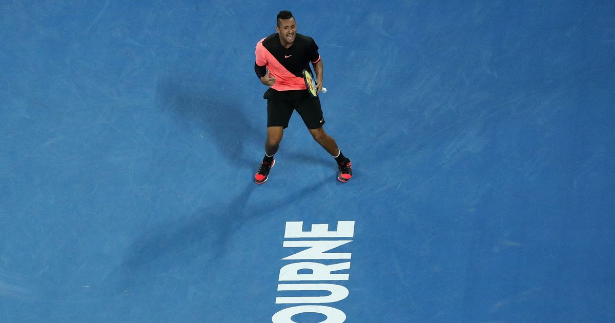 If I get right physically and mentally, I could be top 10: Kyrgios ahead of Australian Open