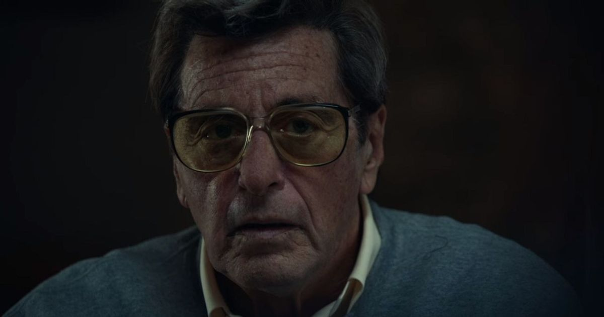 Trailer talk: Al Pacino plays a disgraced football coach in 'Paterno'