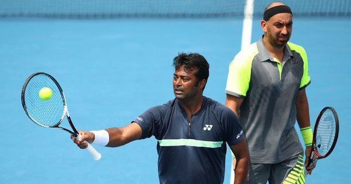 Record chasing Leander Paes named in India squad for Davis Cup tie against China