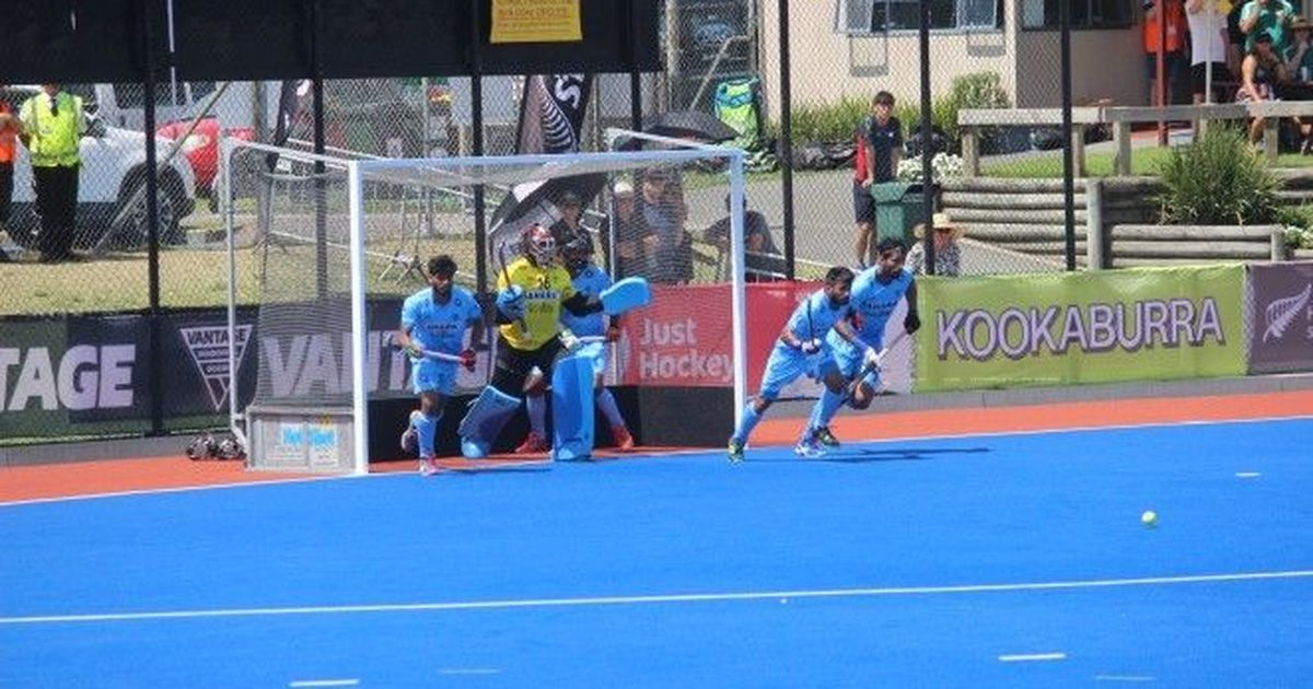 Four-nations hockey tournament: Belgium edge past Men in Blue in final