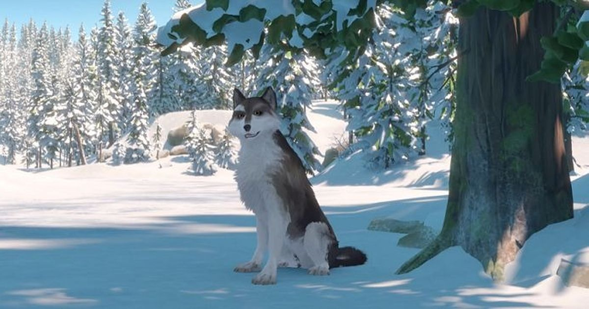 Watch: Clip from upcoming animated adaptation of Jack London's 'White Fang'