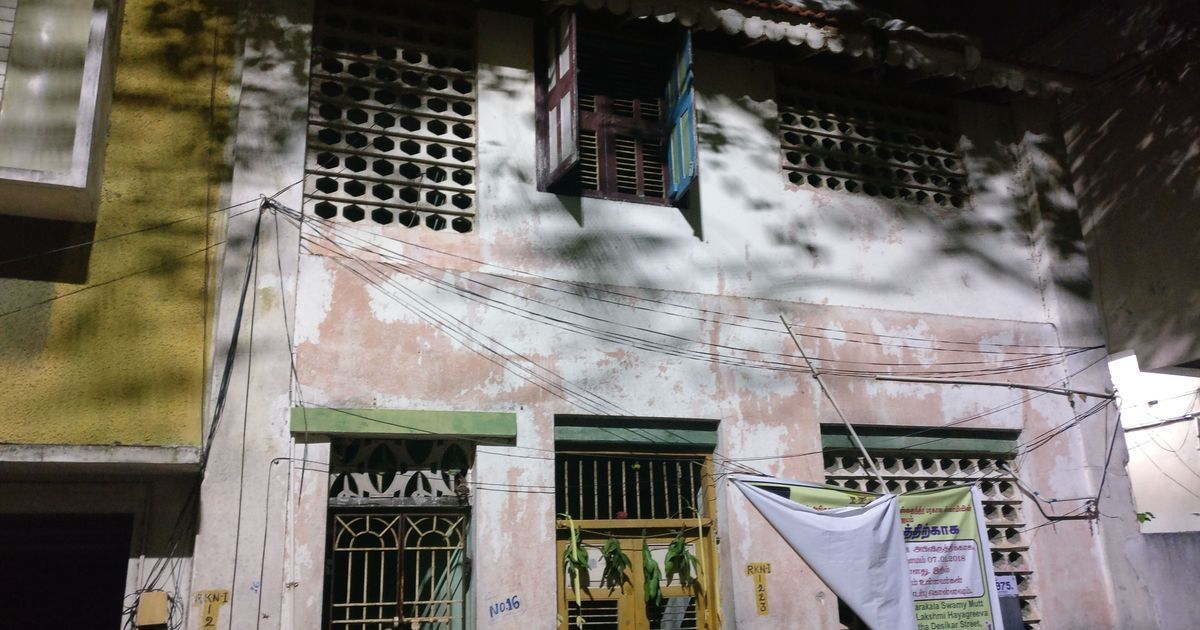 A heritage walk in Chennai is uncovering a forgotten world of books, libraries and publishing houses