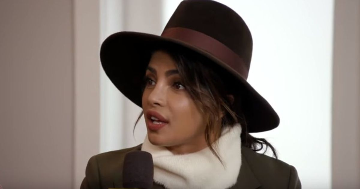 Priyanka Chopra promotes A Kid Like Jake at Sundance Film Fest