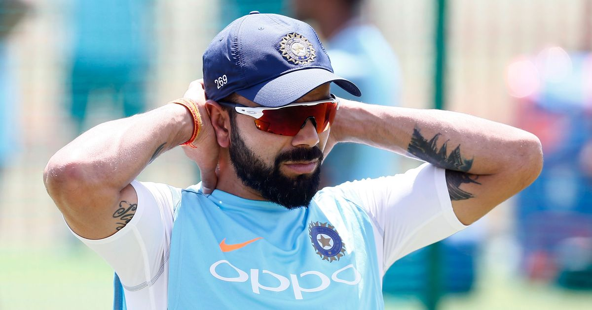 'The workload has started to disagree': Kohli admits to enjoying time away from the game