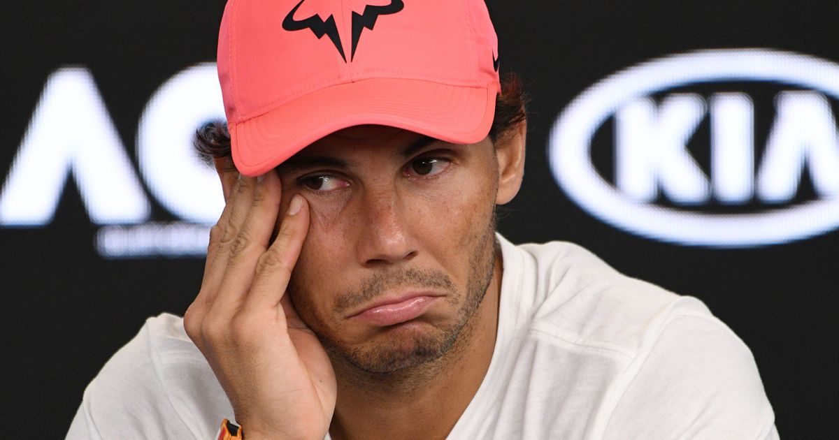 'It's probably a negative thing': Rafael Nadal is against the introduction of a shot clock