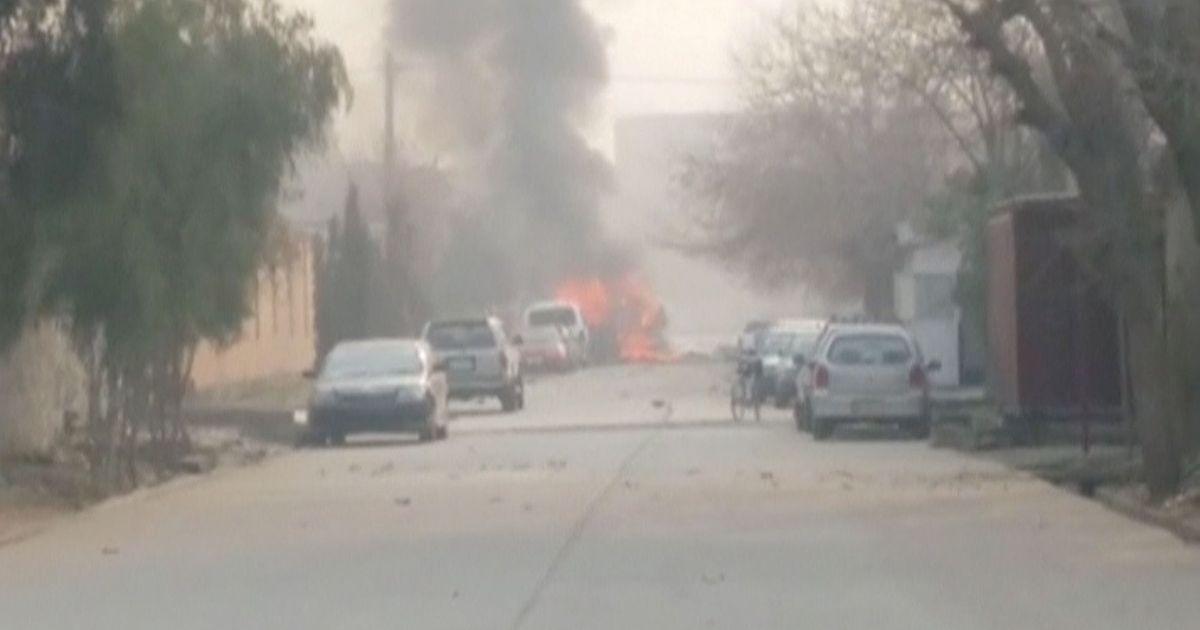 अफगानिस्तान : 'सेव द चिल्ड्रन' के दफ्तर के बाहर आत्मघाती धमाका, 11 लोग घायल