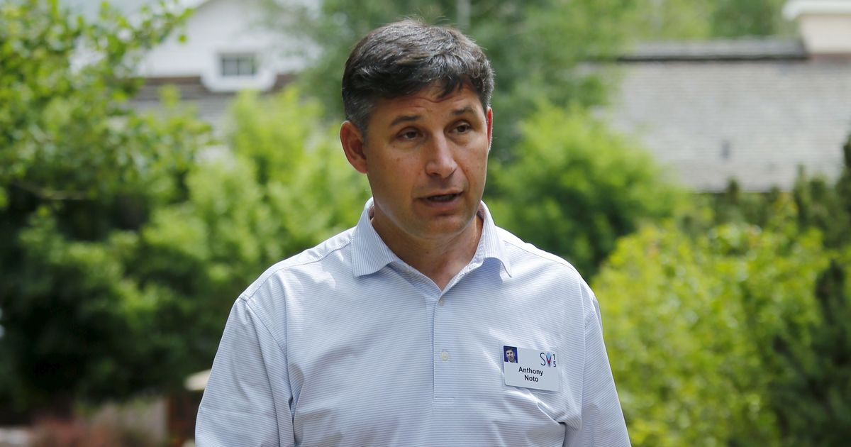 Twitter COO Anthony Noto resigns, to join online lender SoFi
