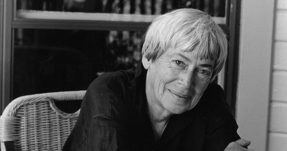 Ursula K Le Guin's 'The Telling' to be made into a movie