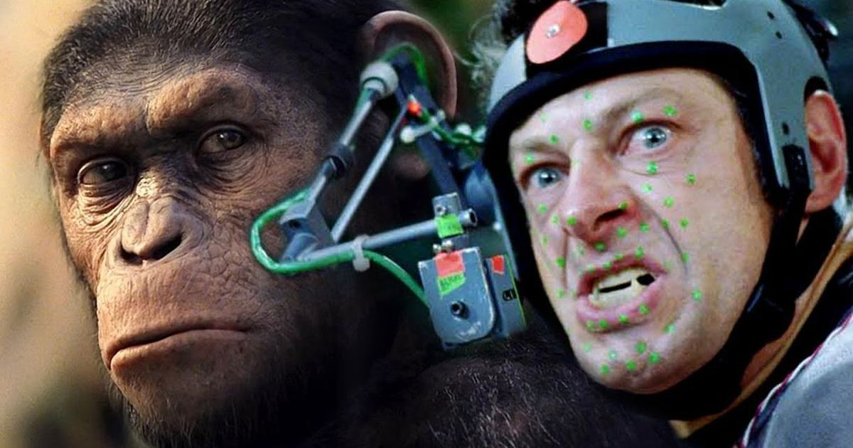 Why is Andy Serkis still not good enough for the Oscars?