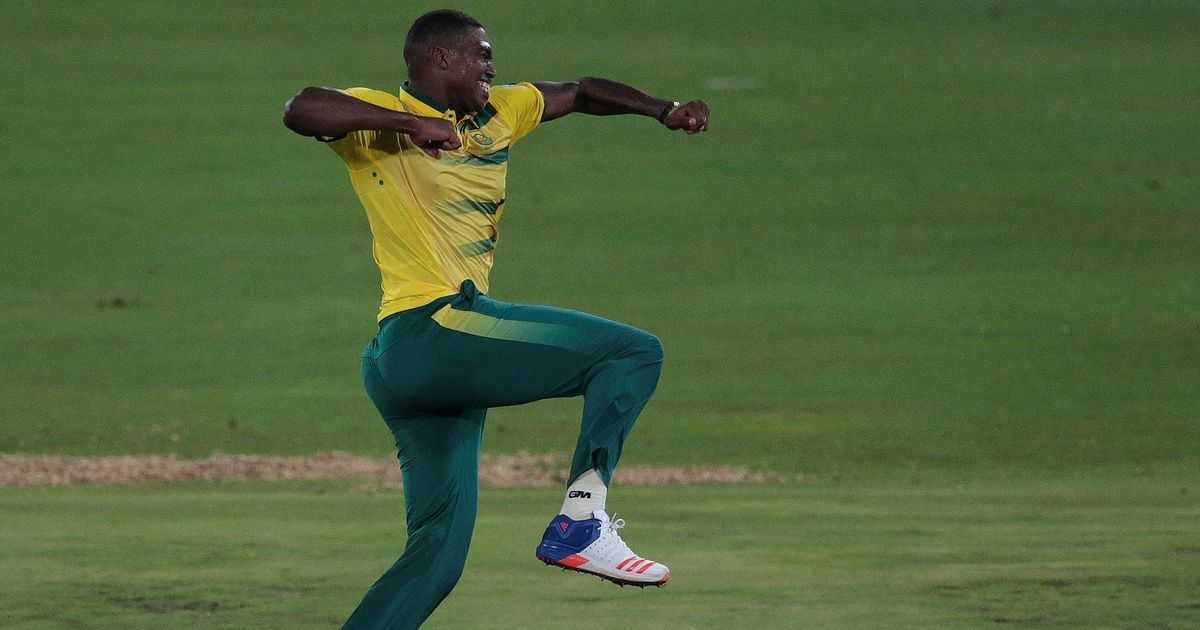 Ngidi earns maiden call, Zondo recalled for first three India ODIs