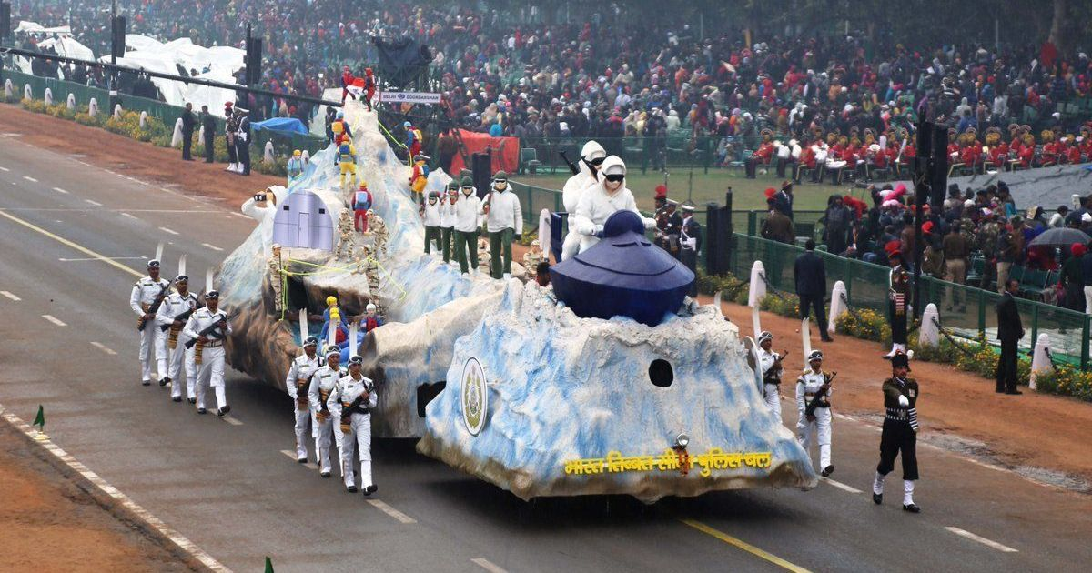 Indo-Tibetan Border Force to feature in Republic Day parade for the