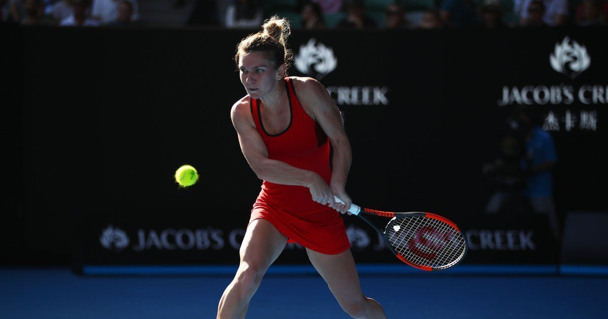 Hereu0027s Why World No 1 Simona Halep Has Been Playing Without An Official Apparel  Sponsor  Clothing Sponsorship