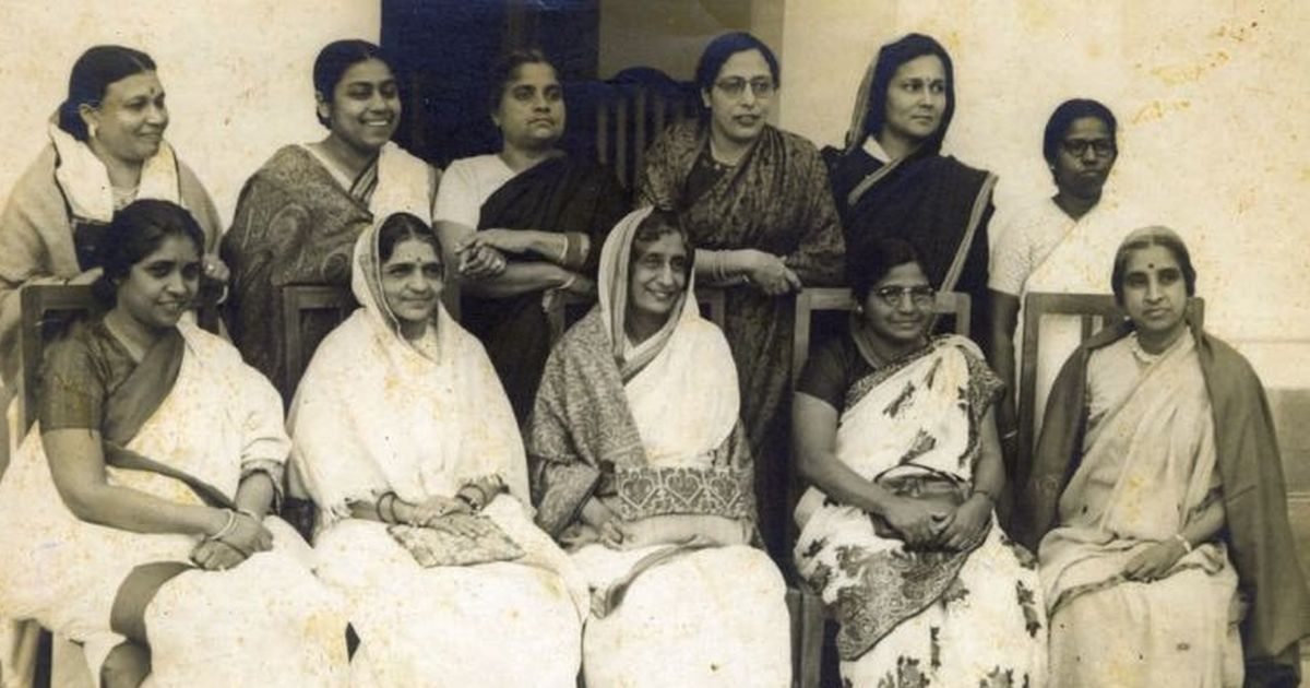 Reading the thoughts of the first generation of Independent India's women political leaders