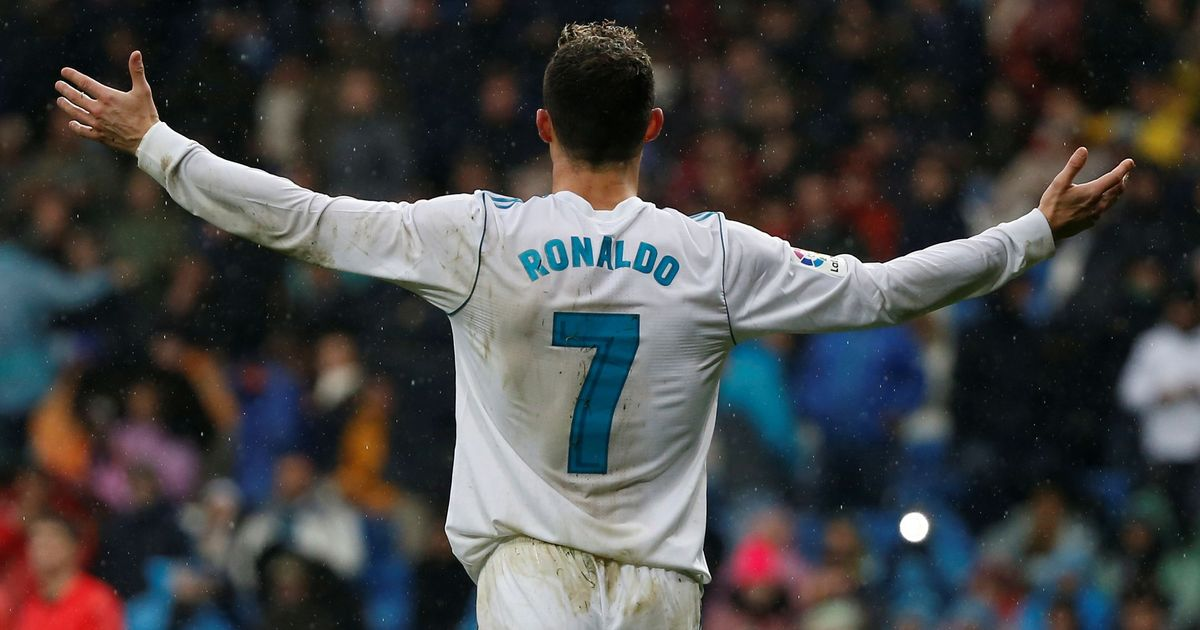 Ronaldo, Bale grab brace as Madrid put seven goals past Deportivo