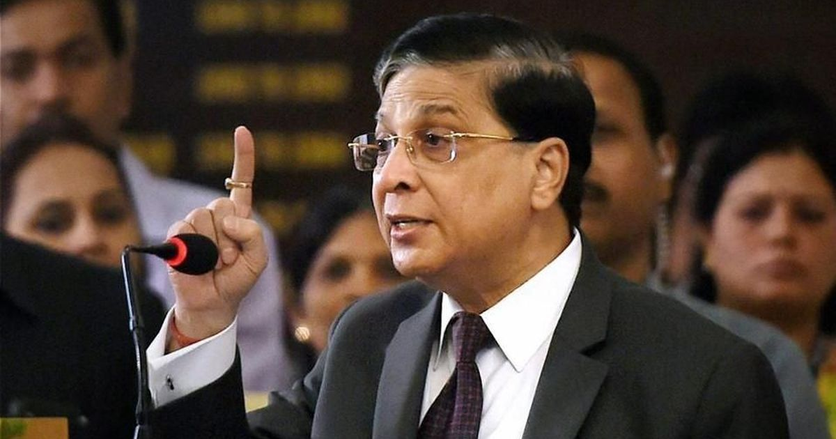 CJI Dipak Misra impeachment: Five-judge bench to hear Congress' plea today