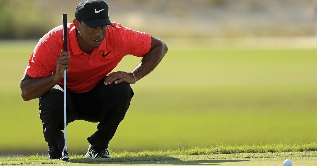 Golf: Tiger Woods just one shot behind leader Conners after three rounds at Valspar Championship