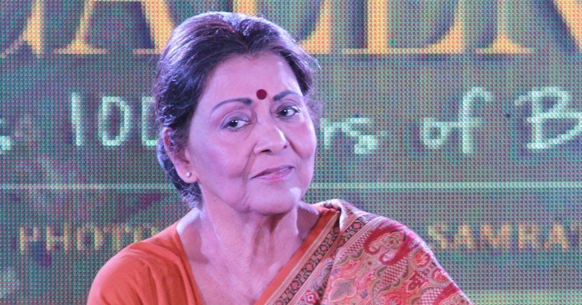 Veteran Bengali film actress Supriya Devi is dead