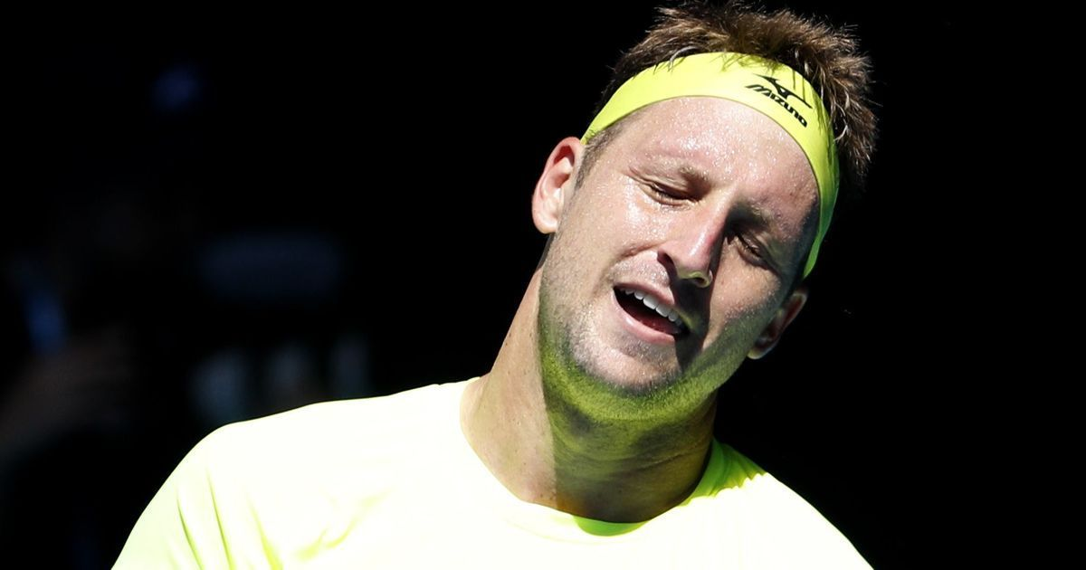 Sandgren blasts media after defeat — Australian Open